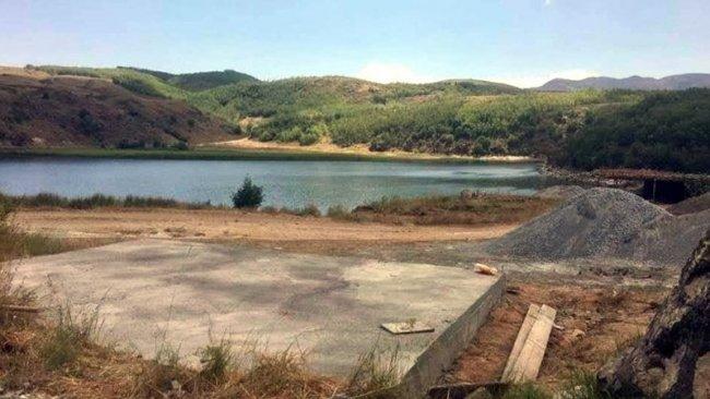 Nemrut Krater Gölü çevresinde yapılan inşaat durduruldu!