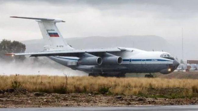 Rusya'ya ait 6 kargo uçağı Libya'ya indi
