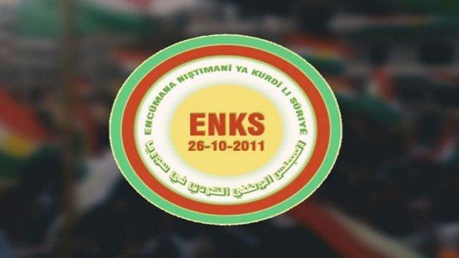 ENKS: Ne zaman Kürtler iyimser olsa saldırılar yapılıyor!