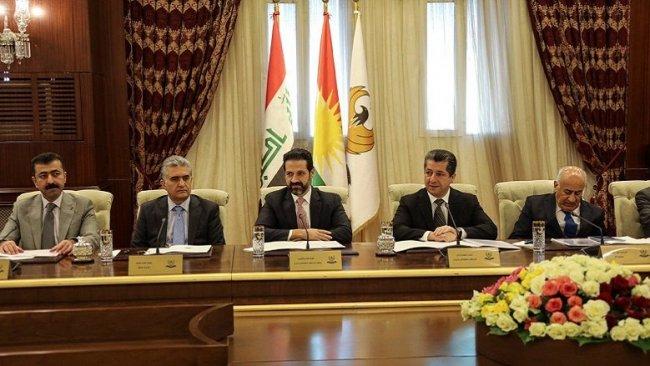 Kürdistan Bakanlar Kurulu toplanıyor