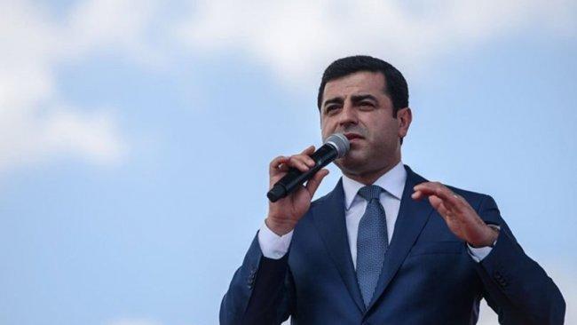 Selahattin Demirtaş'tan 9 maddede 'Güçlendirilmiş Parlamenter Sistem' önerisi