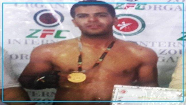 İran istihbaratı Kürt kick boks dövüşçüsünü gözaltına aldı