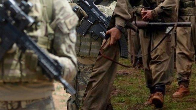 TSK ile PKK arasındaki şiddetli çatışma