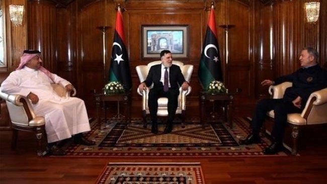 Türkiye, Katar ve Libya arasında askeri anlaşma
