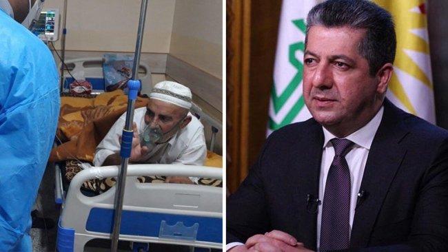 Başbakan'dan esir Peşmerge'nin babası için talimat