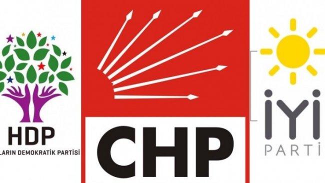 CHP'li isimden 'A planı' önerisi: İYİ Parti ve HDP'nin içinde yer alacağı bir ittifak kurulmalı