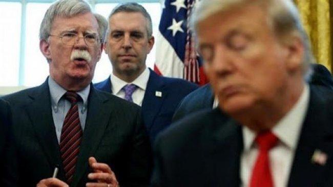 Bolton, Trump birçok tarihi gerçeği bilmiyor