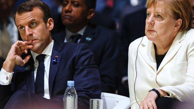 Merkel ve Macron, Türkiye hakkında ne konuşacak?