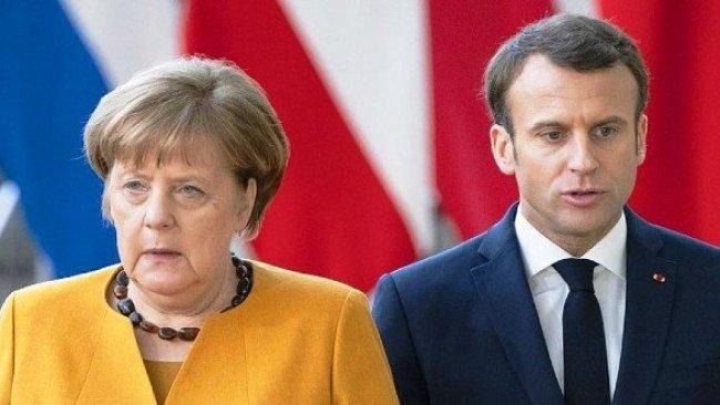 Almanya ve Fransa'dan 'Doğu Akdeniz' çağrısı