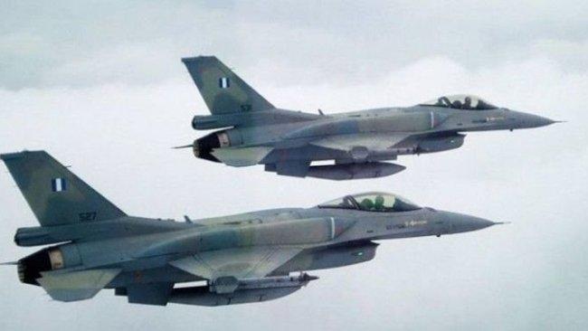 BAE, Yunanistan'a F-16 savaş uçaklarını gönderiyor