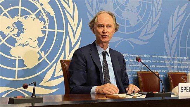 BM'den Suriye Anayasa Komitesi mesajı