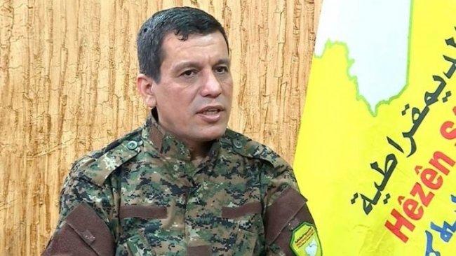 Mazlum Abdi: Ateşkes taraflarını Türkiye'yi durdurmaya çağırıyoruz