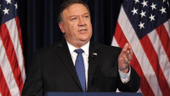 Pompeo: Rusya ve Çin'in İran'a silah sağlamasına izin vermeyeceğiz