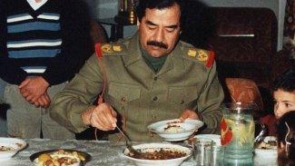 'Bir diktatör nasıl beslenir' Saddam'ın aşcısı anlattı