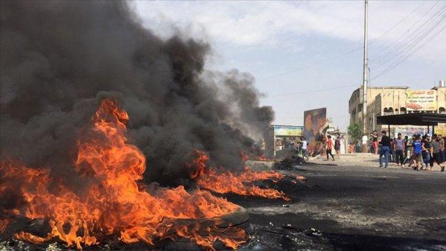 Halepçe: 'Kimyasal saldırıdan kurtarılan arşivleri göstericiler yaktı'