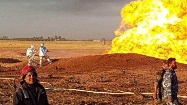 Suriye'de patlama...Tüm ülkenin elektriği kesildi!
