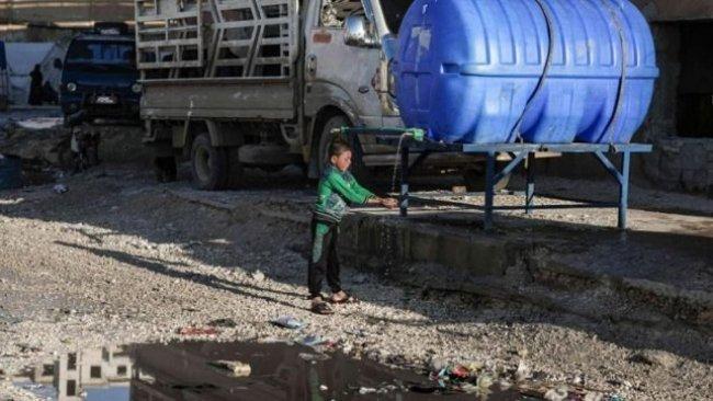AFP: Türkiye, Rojava'ya baskı kurmak için su kesintisi uyguluyor
