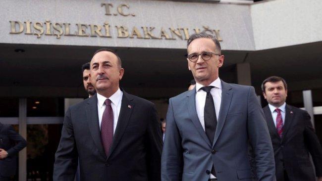 Çavuşoğlu'ndan Yunanistan'a rest: