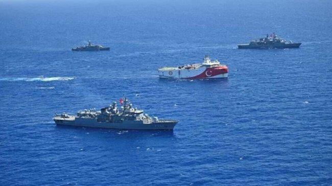 Times: Doğu Akdeniz'deki gerilim büyüyor