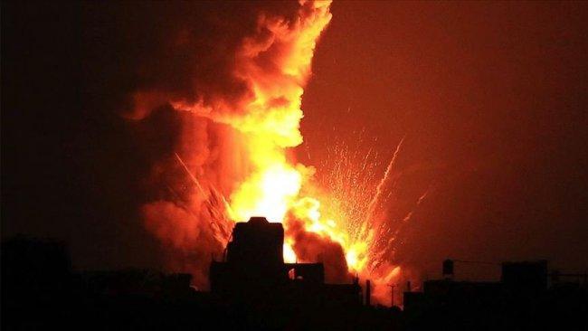 İsrail, Hizbullah'a ait gözlem noktalarını vurdu