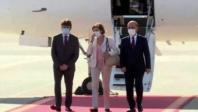 Fransa Savunma Bakanı Erbil'de
