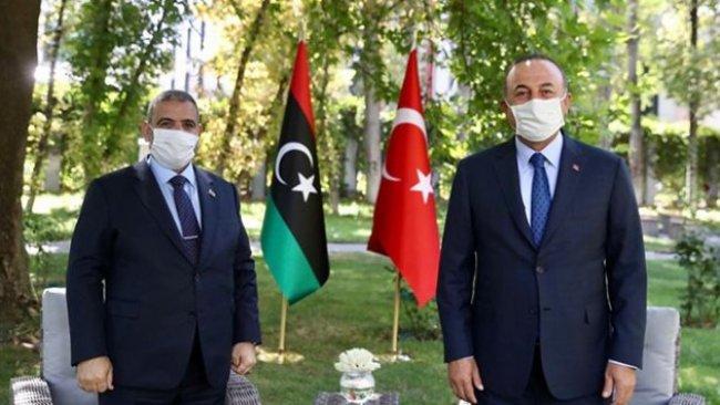Çavuşoğlu: 'Libya ile ticari konulardaki ortak projelerimizi hızlandırmaya kararlıyız'