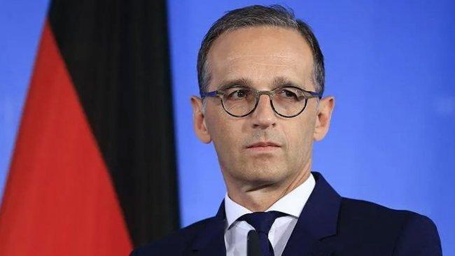 Maas: Doğu Akdeniz'de diplomatik çözüm acil hedefimiz