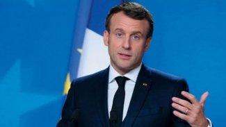 Macron: Türkler sadece eyleme dönüşen sözlere saygı duyar