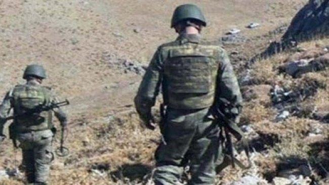 Ağrı'da çatışma: 2 asker hayatını kaybetti
