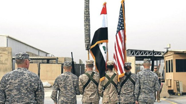 WSJ: ABD, Irak'taki askerlerinin üçte birini geri çekiyor