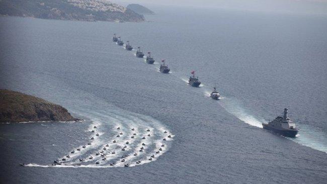 Yunan vekilden, Doğu Akdeniz'de kaza uyarısı