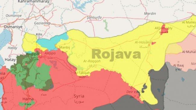 ABD, Fırat'ın doğusunda 'Cizire bölgesini' ilan etmeye hazırlanıyor