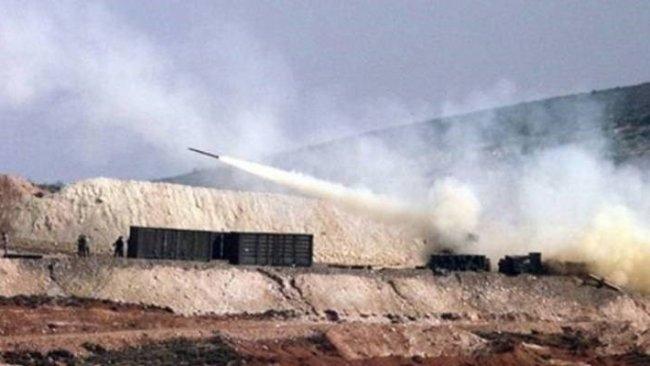 Bağdat Uluslararası Havalimanı'na roketli saldırı