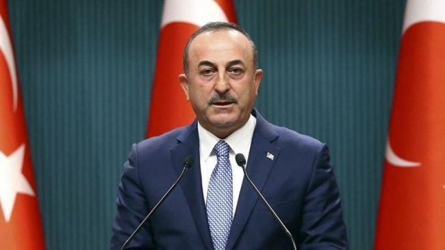 Çavuşoğlu'ndan Yunanistan'a tepki: Bu savaş nedenidir!