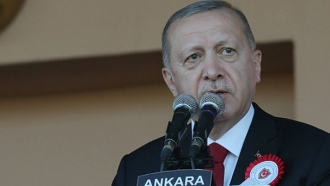 Erdoğan: Düşmanlarımıza hodri meydan diyoruz