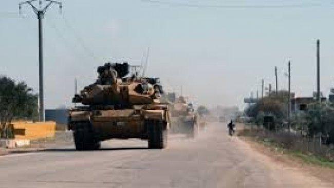 İdlib'de Türk askerî birliğine saldırı