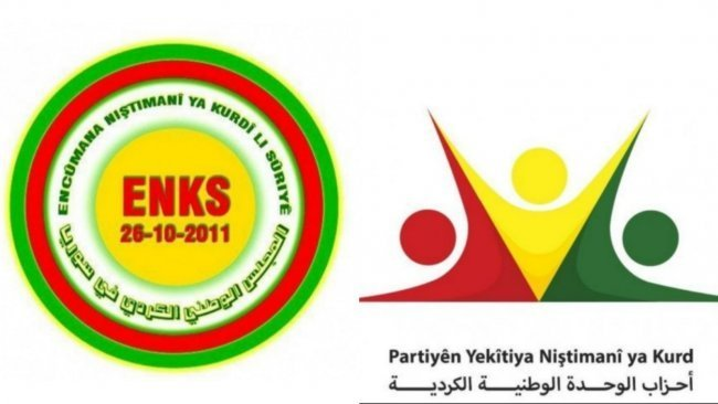 Rojava'da ENKS ile PYNK müzakerelerde yeni bir aşamaya geçti