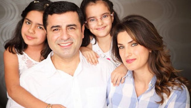 'Demirtaş'ın ailesiyle görüşmesine izin verilmedi' iddiası...Savcılıktan açıklama geldi