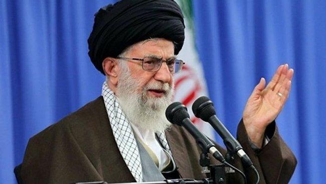 Hamaney: 'BAE, İslam dünyasına ve Filistin'e ihanet etti'
