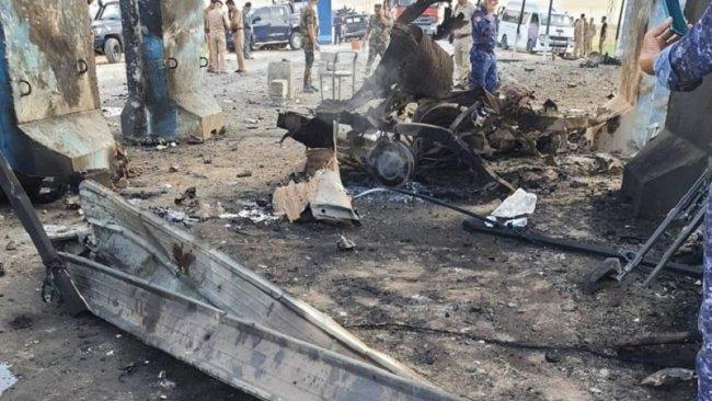 Kerkük'te bombalı saldırı: Ölü ve yaralı var