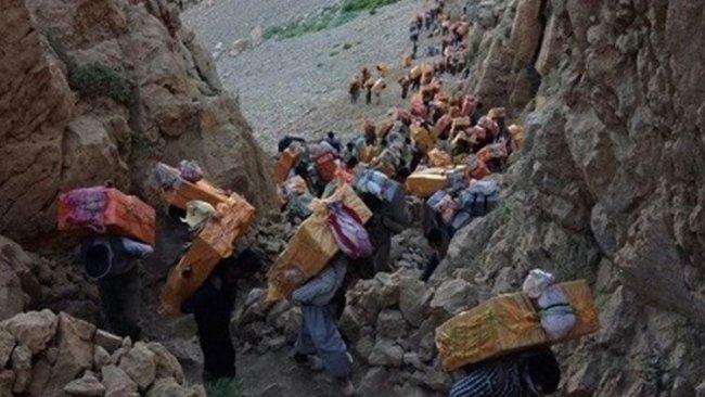 4 Kürt kolber İran güçlerince katledildi