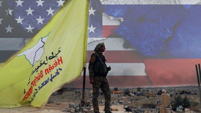 ABD ve Rusya, Kürtler üzerinden güç yarışına girdi