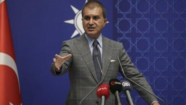 AK Parti'den ABD'nin Güney Kıbrıs kararına tepki