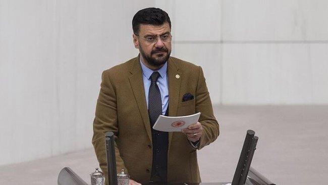 AK Parti'li vekil Demirtaş ve çocuklarına yönelik çirkin paylaşımını kaldırdı