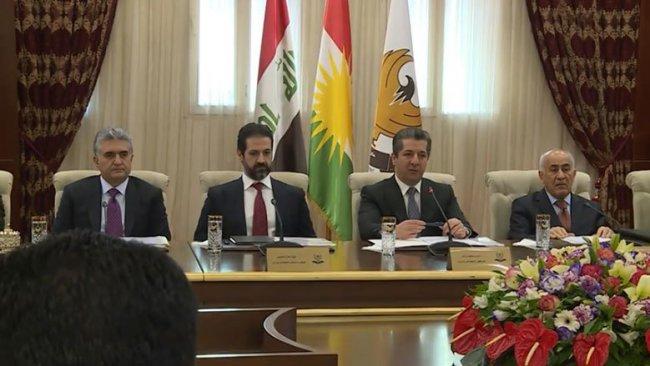 Bakanlar Kurulu, Başbakan Barzani başkanlığında toplanıyor