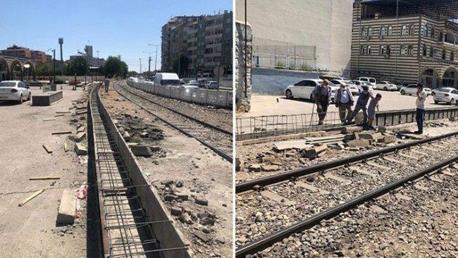 Diyarbakır'ı ikiye bölecek proje askıya alındı