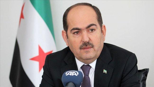 Geçici Suriye Hükümeti'nden MSD ve HİP anlaşmasına tepki