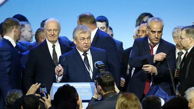 'Moskova ve Ankara, Suriyeli taraflar arasında yeniden diyalog kurulmasından memnun'