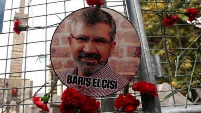 Paris Barosu'ndan Tahir Elçi'ye onursal üyelik