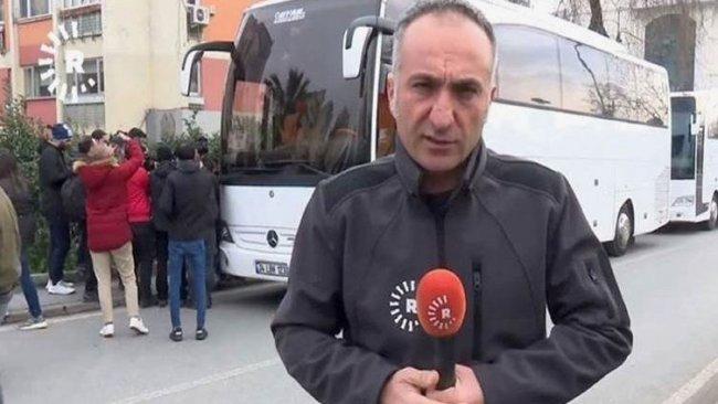 Rudaw muhabiri Rawin Sterk serbest bırakıldı